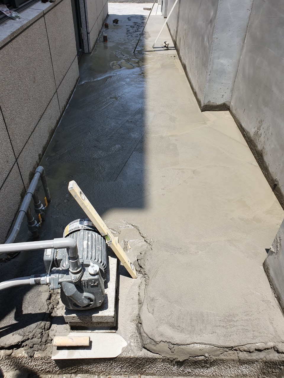 台中泥作工程