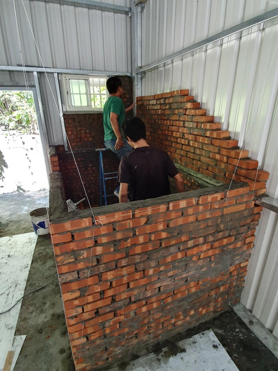台中砌磚工程