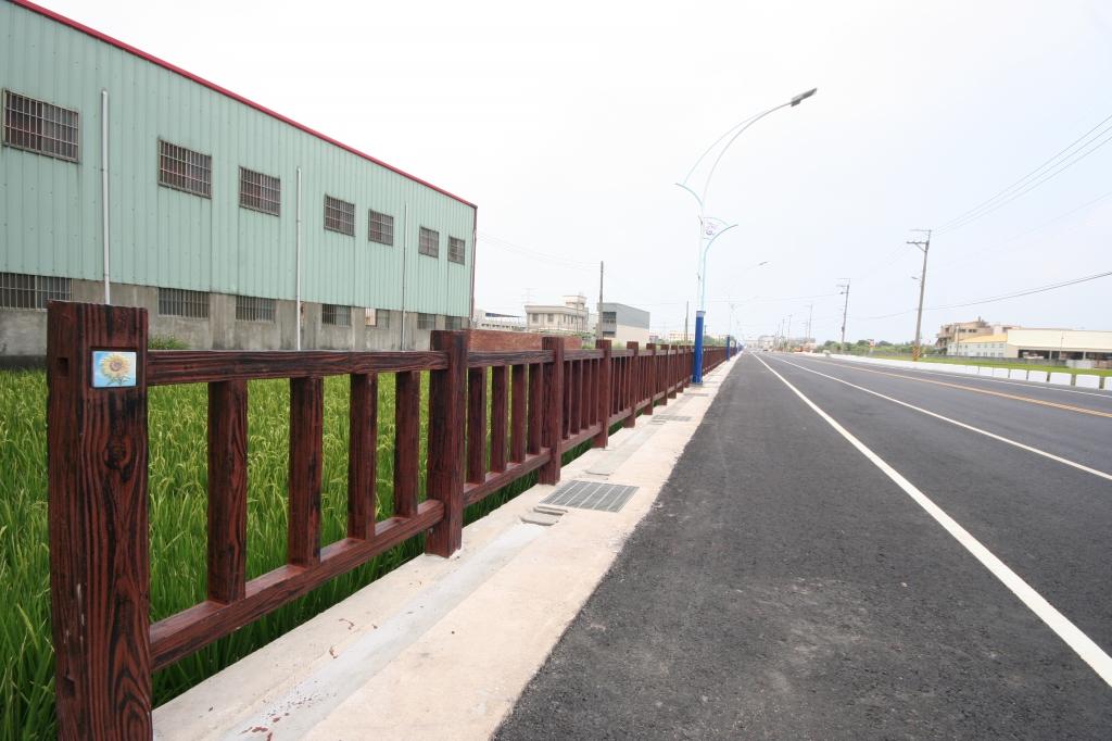 仿木欄杆施工