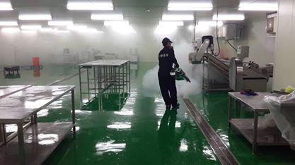 工廠廠房防治施工