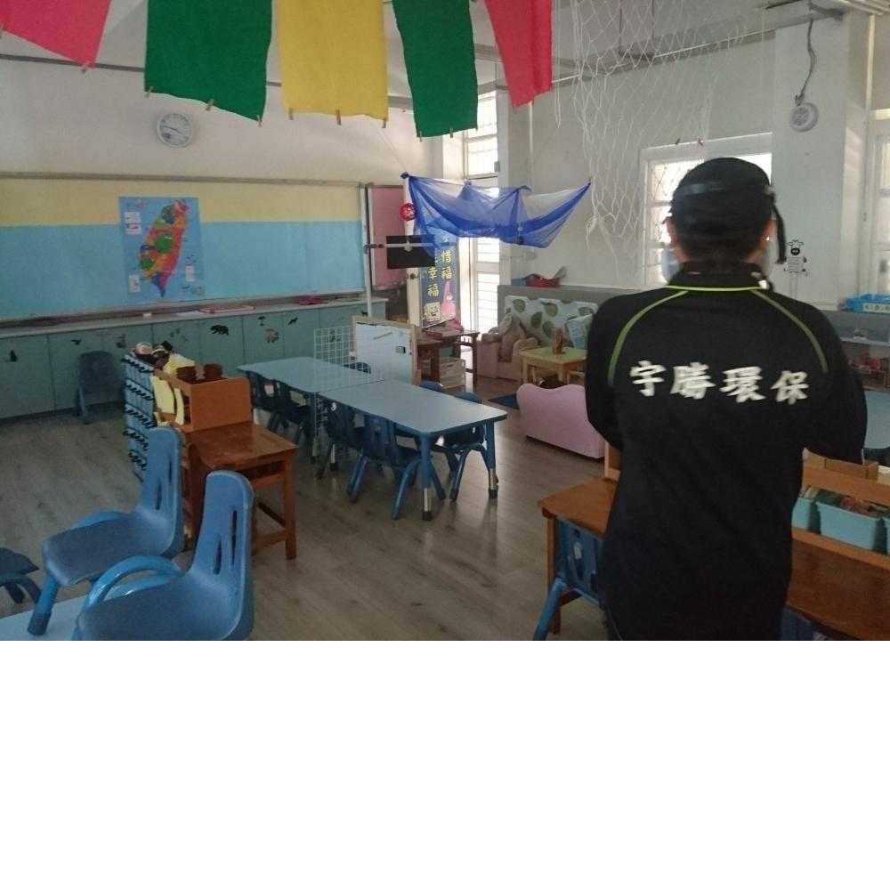 幼兒園學校防治施工