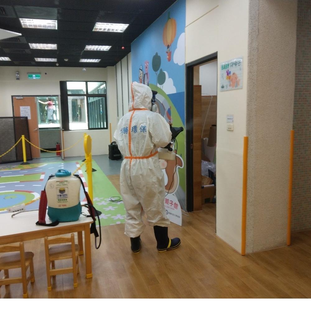 室內殺菌防治施工