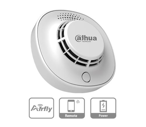 IoT無線煙霧偵測器
