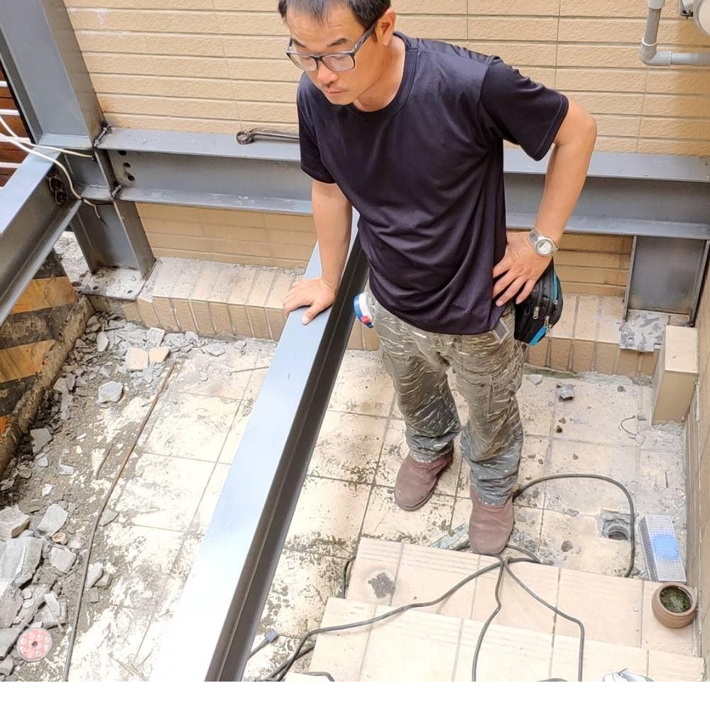 台中鐵皮屋翻修工程