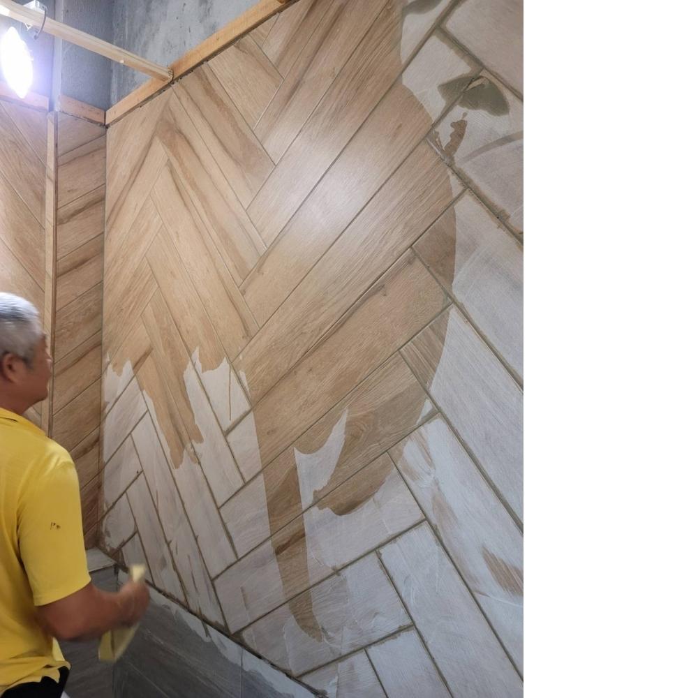 台中浴室整修(貼磁磚