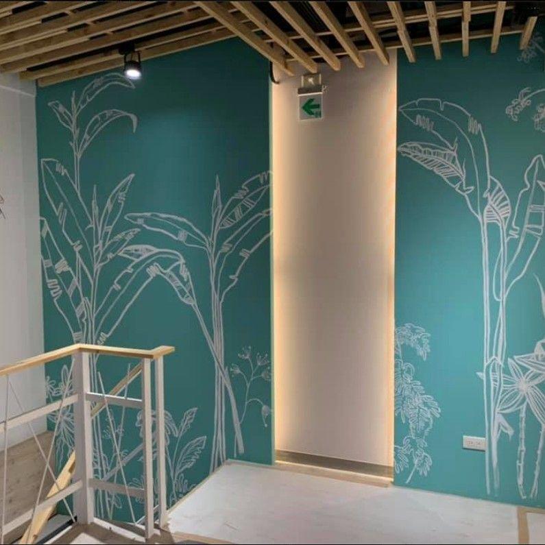 台中室內粉刷噴漆