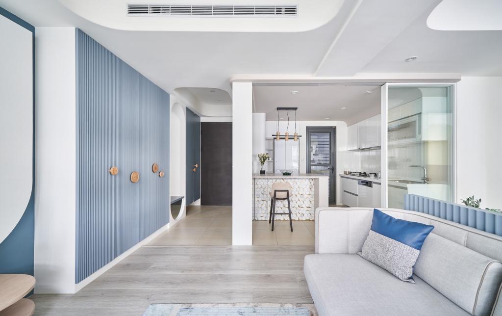 蔚藍海岸 Residence•2021