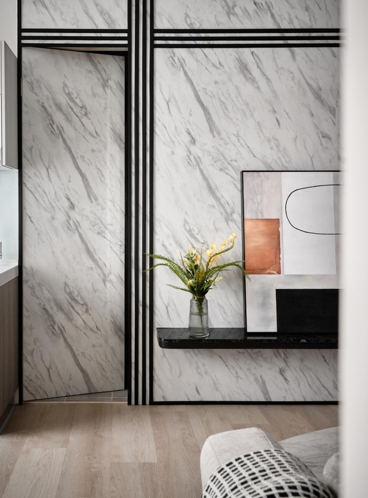 喬富易居 Model home•2021