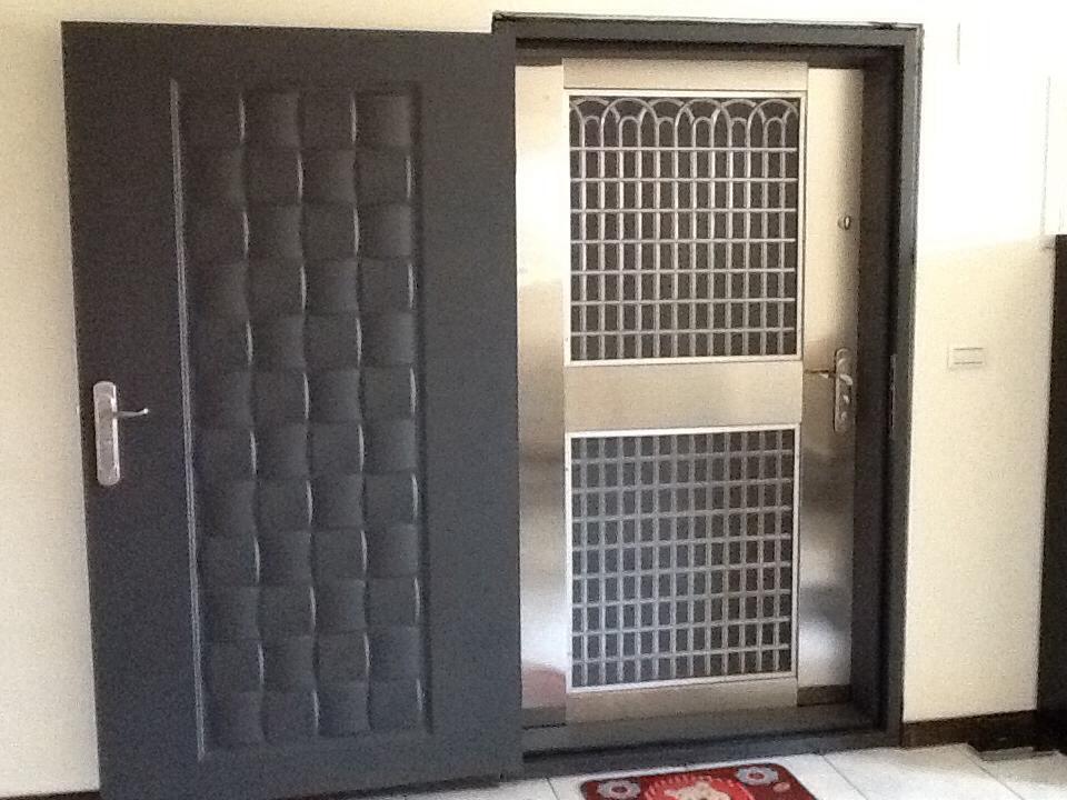 彰化不銹鋼門