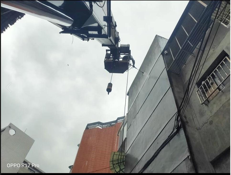 台北外牆防水修繕