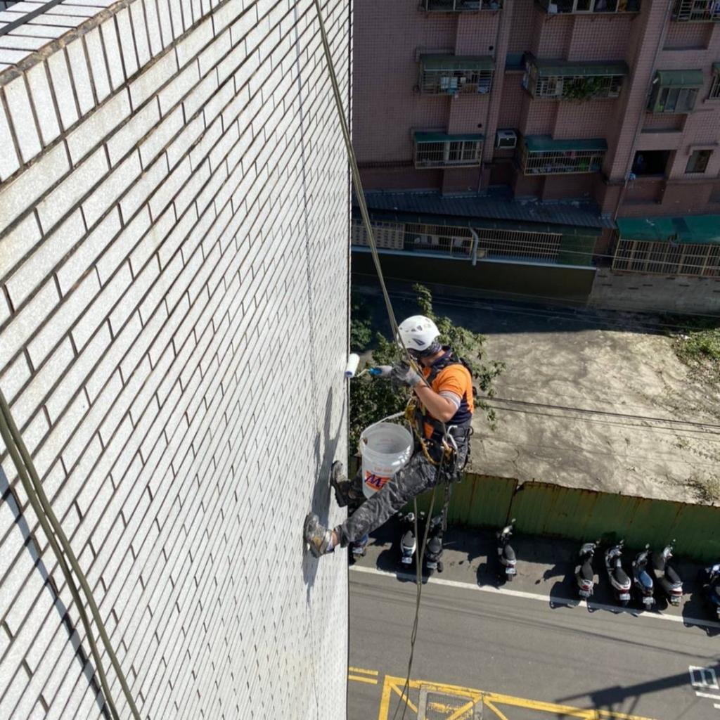 新竹外牆防水施工