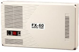 全數位交換機 FX6