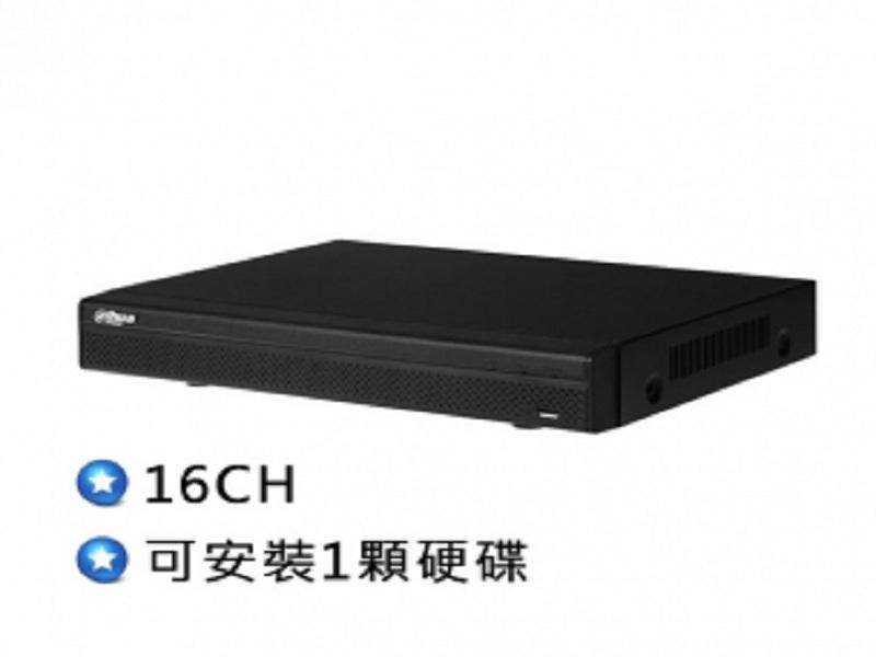 大華16CH1080