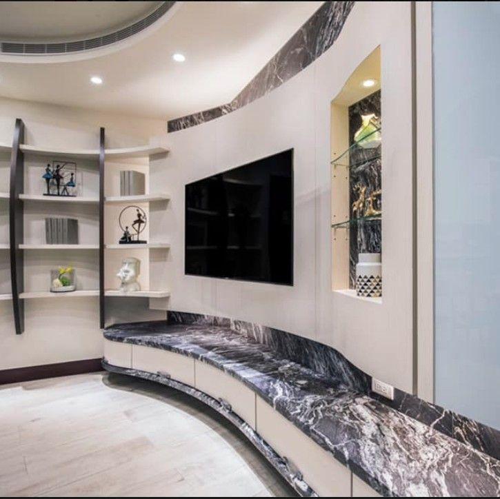 台中大理石電視牆