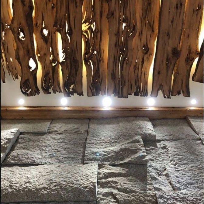 台中石皮工程