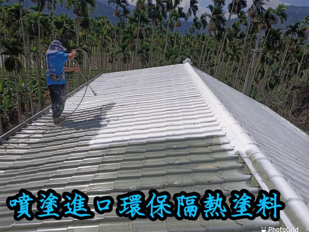 南投防水隔熱工程