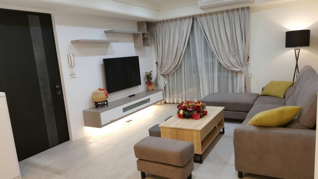 台北室內設計,中和室內設計
