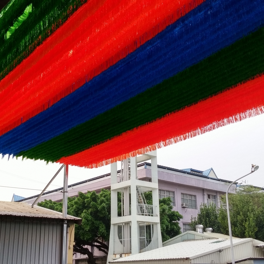 彩色遮光吊網(抗UV)2