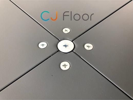 合金鋼OA網路地板 CJ-300F/500F