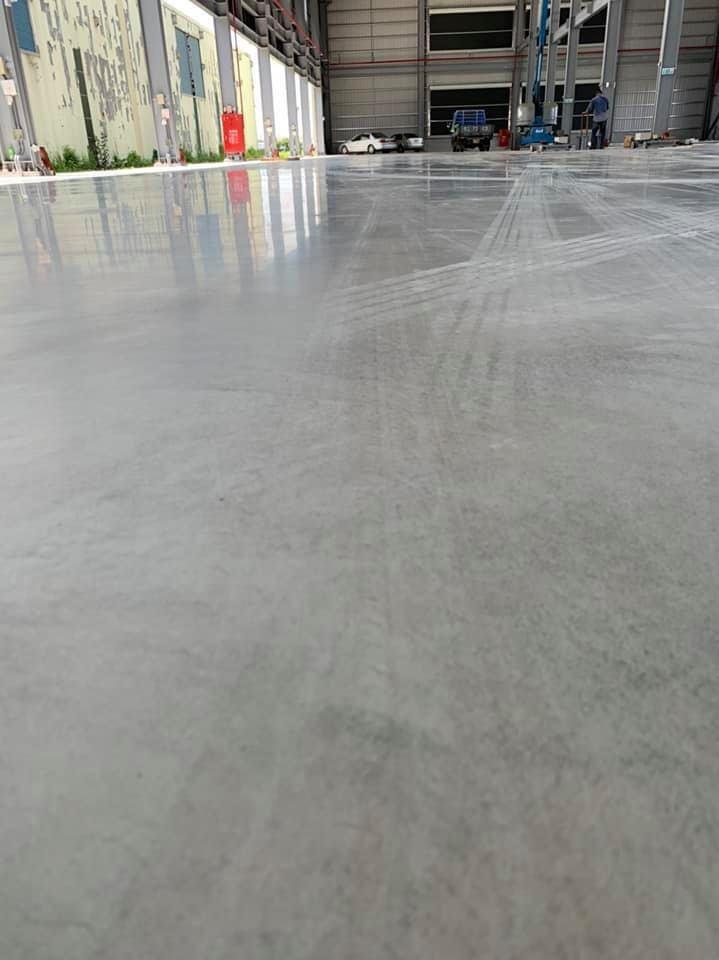 鋰基奈米固化地坪