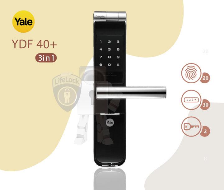 Yale-YDF-40+
