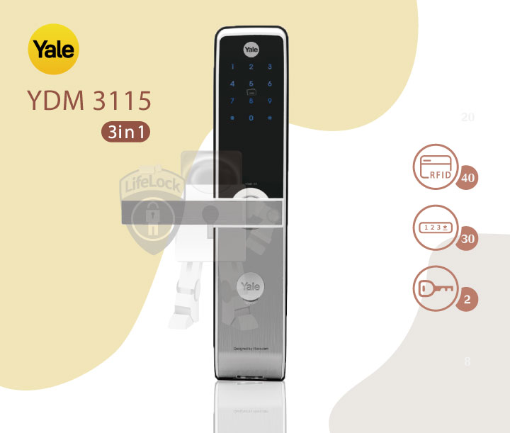 Yale-YDM-3168-F