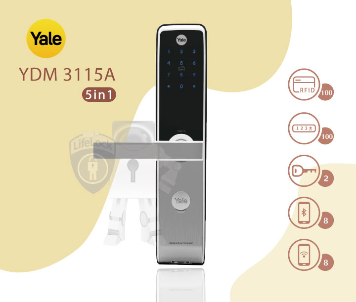 Yale-YDM-3115A