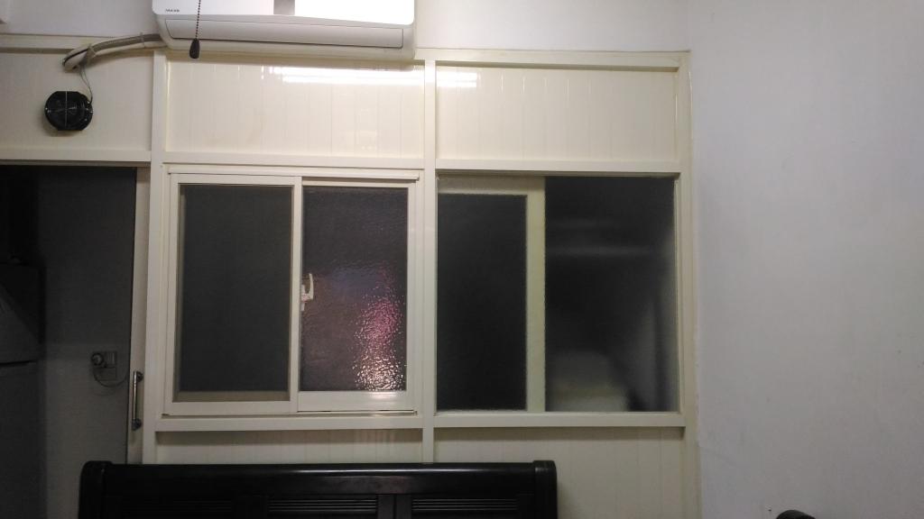 落地窗.固定門.鋁隔間