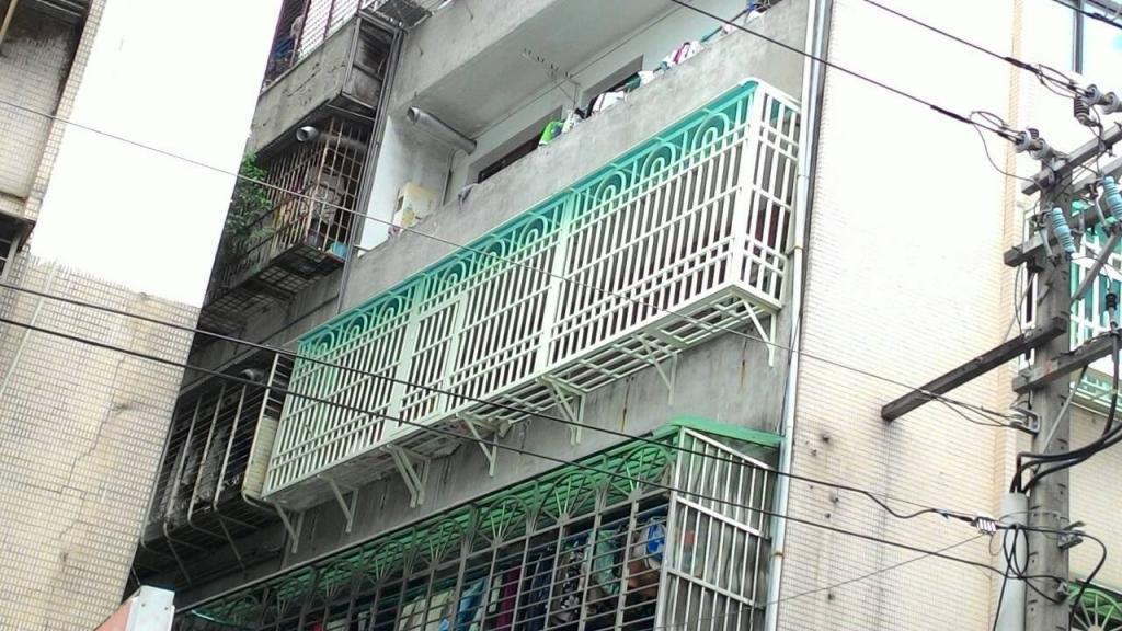 安全防盜窗- 隱形窗-鋁合金