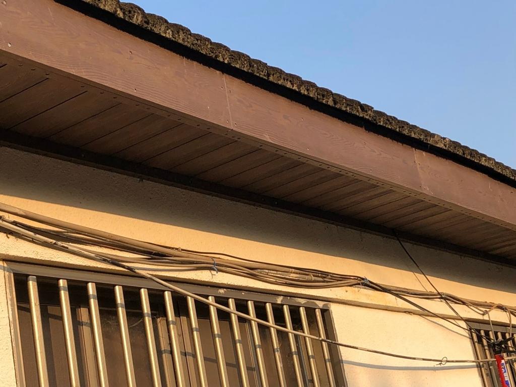 塑木屋簷板