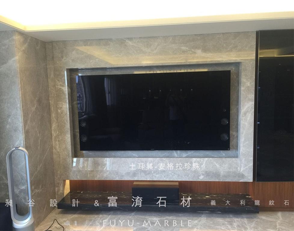 石藝之美-電視牆&牆面