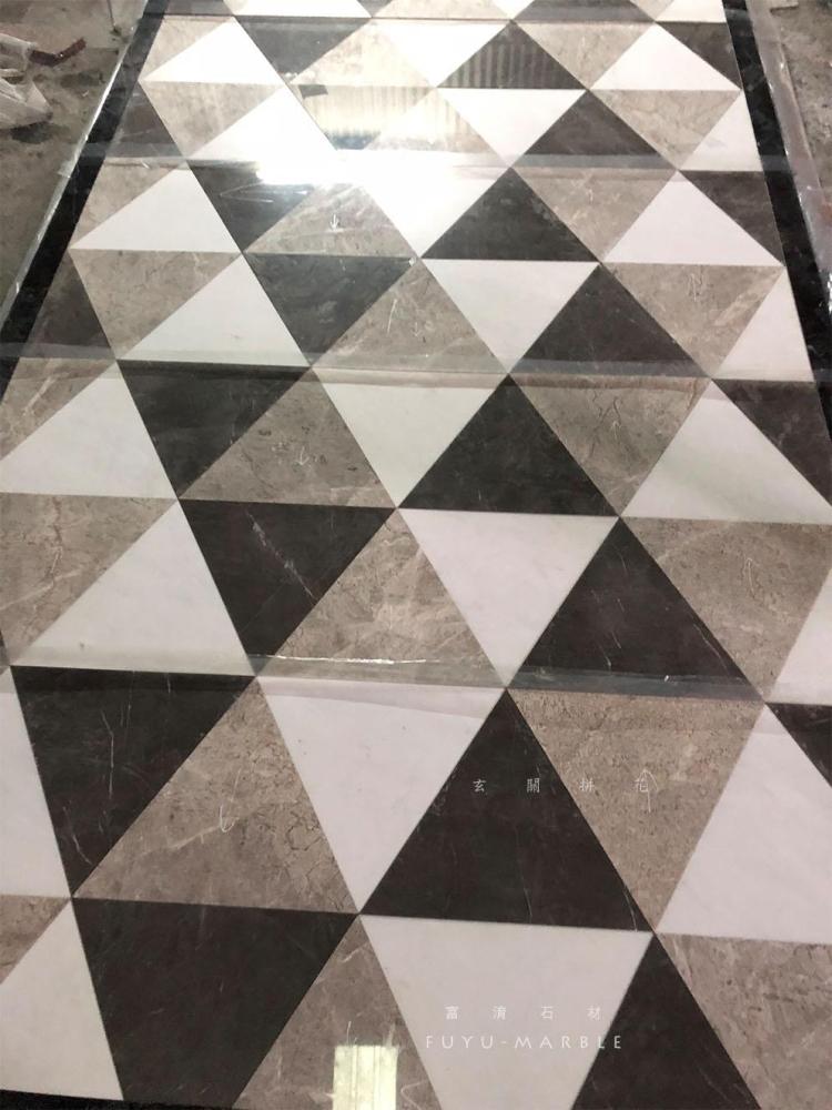石藝之美-地板&玄關