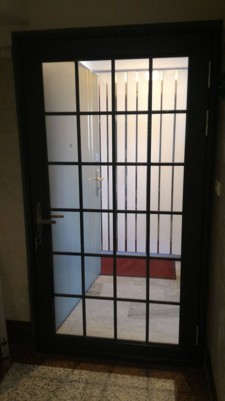 鋼鋁門窗工程