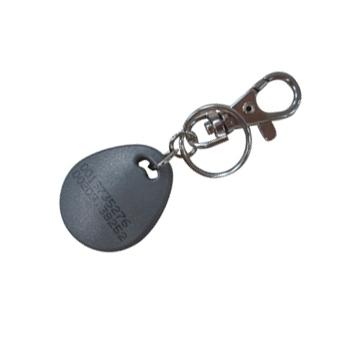 圓形唯讀鑰匙圈 /