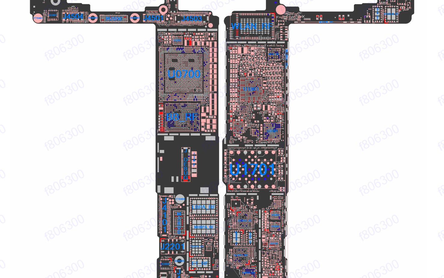 iphone主機板-台中iphone維修推薦