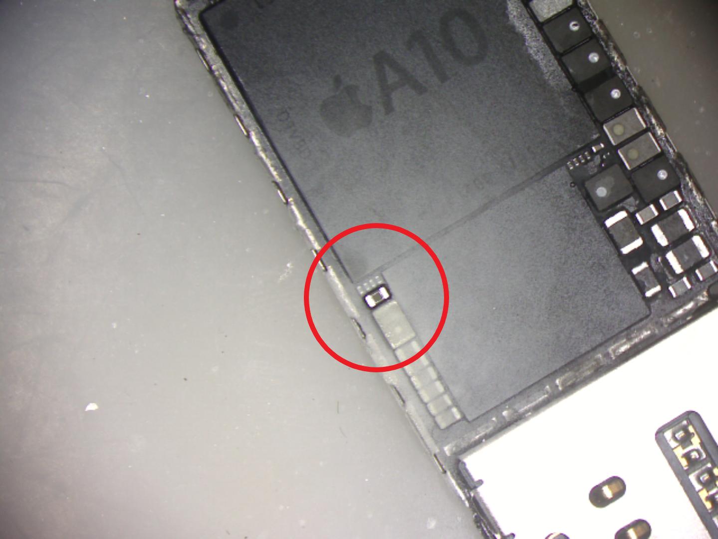 iphone主機板大短-台中iphone維修推薦