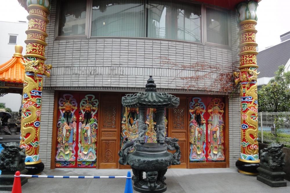 日本-東京媽祖廟
