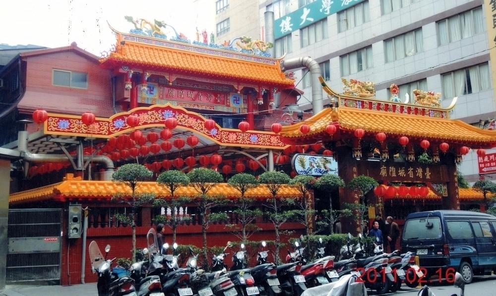 台北中正區-城隍廟