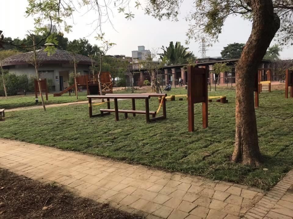 公園綠化施工