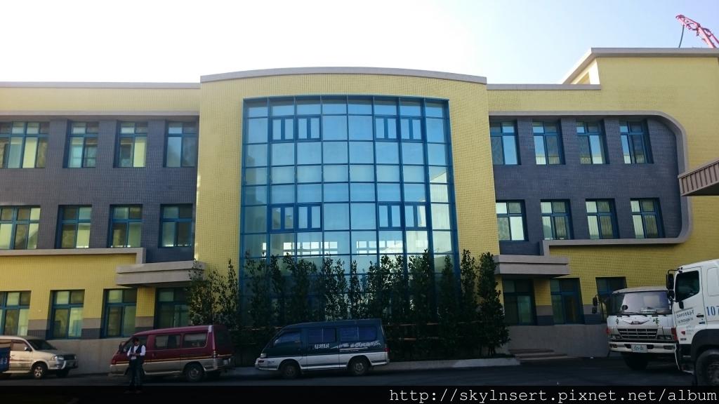 玻璃帷幕工程