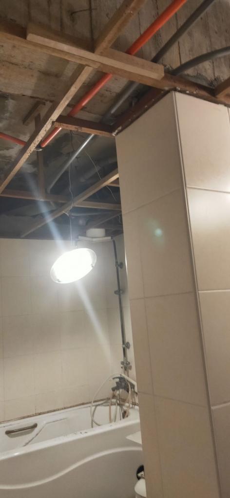 浴室天花板更新