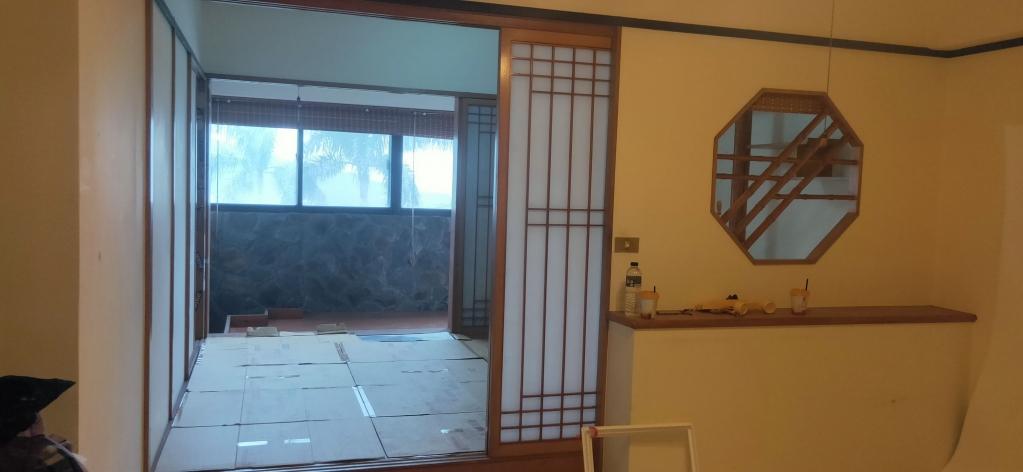 訂製木工隔間裝潢