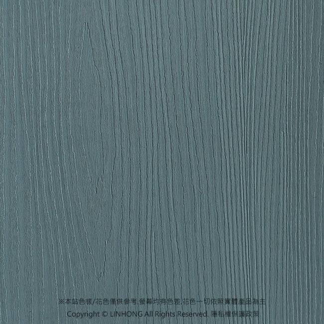 L16湖水藍/仿真木紋板/PP板