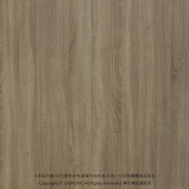 L11煙燻梧桐/仿真木紋板/PP板