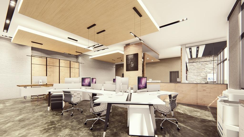 企業總部辦公室