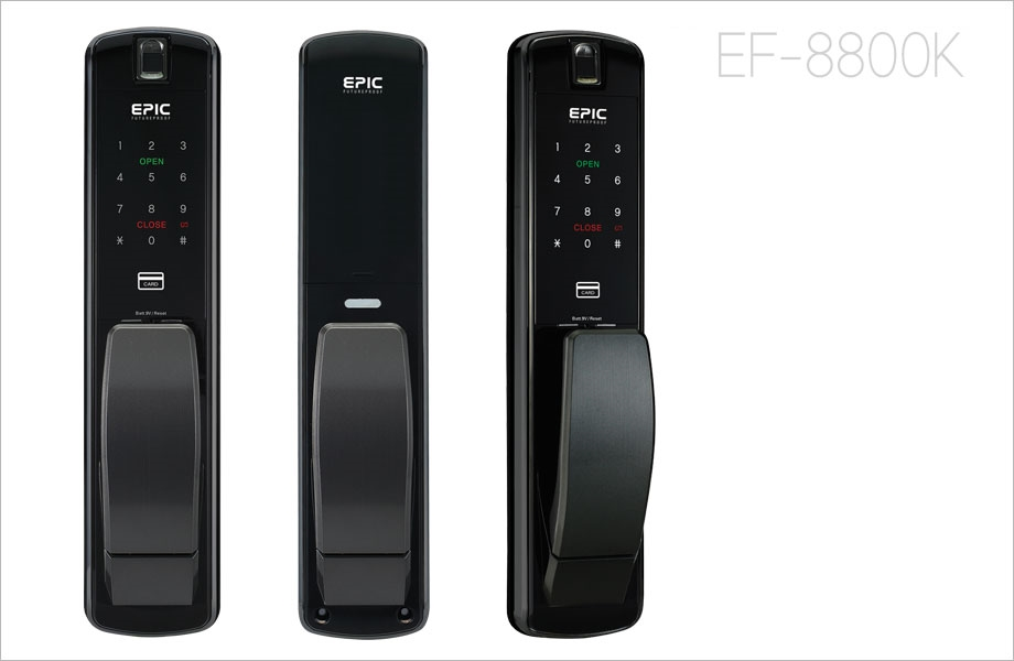 EPIC EF-P8