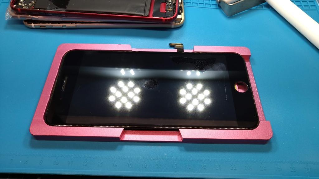 蘋果手機螢幕單維修玻璃