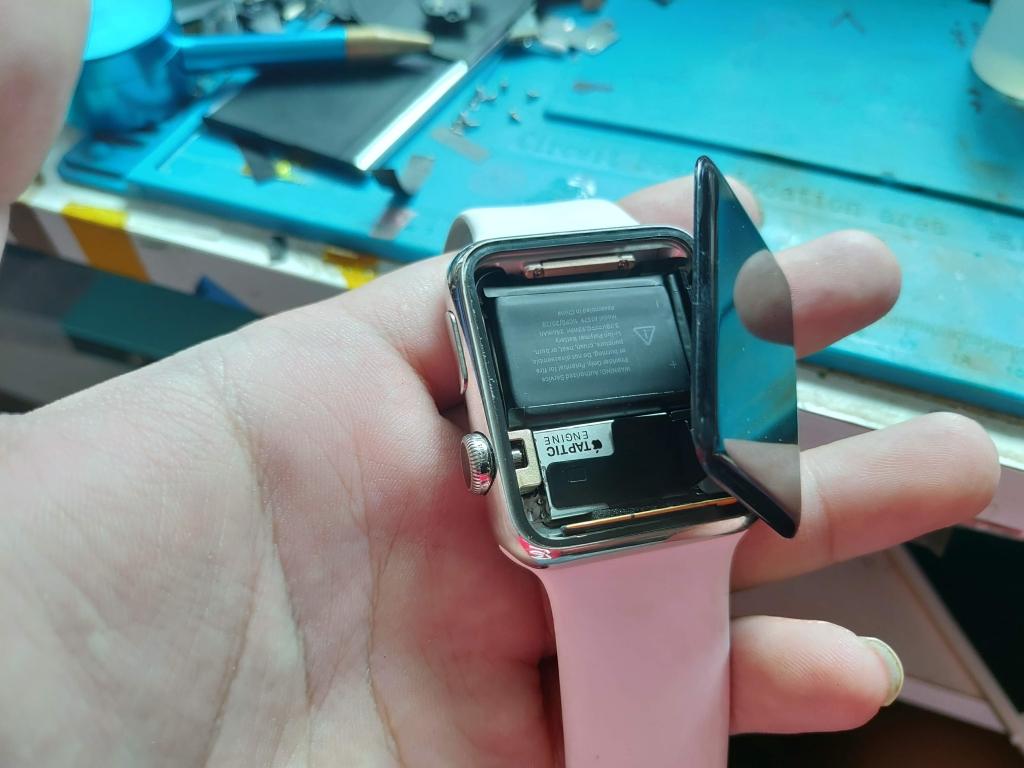 蘋果手錶電池更換