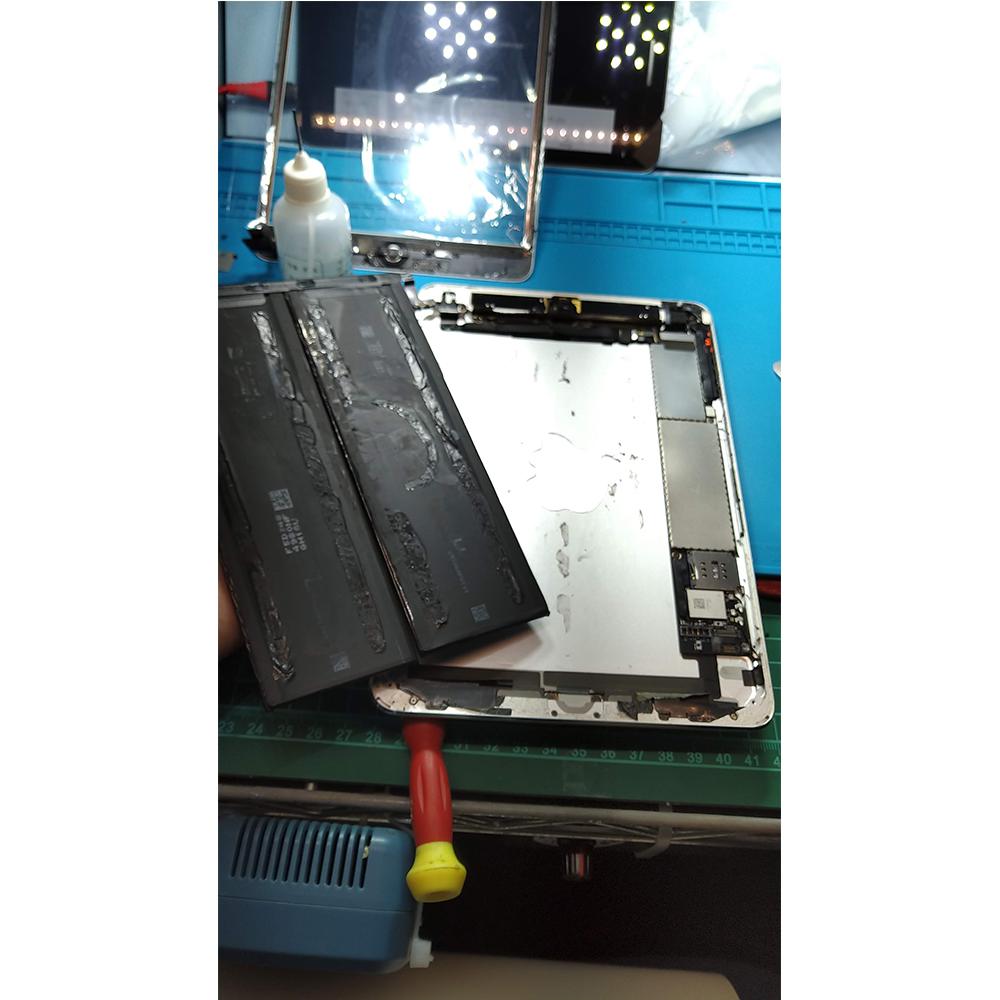 ipad更換電池