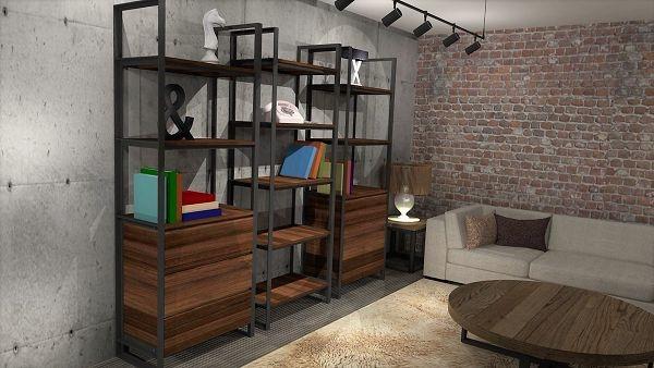 系統櫥櫃與室內設計作